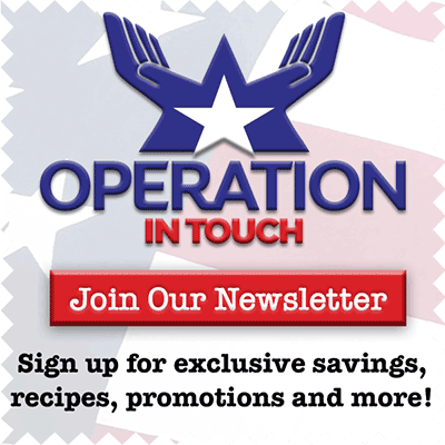 sign up for exclusive savings, recipes, and more