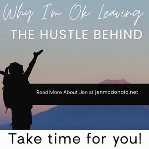 leaving hustle