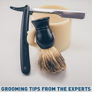 dsc grooming tips