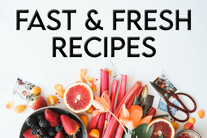 featured recipes spring
